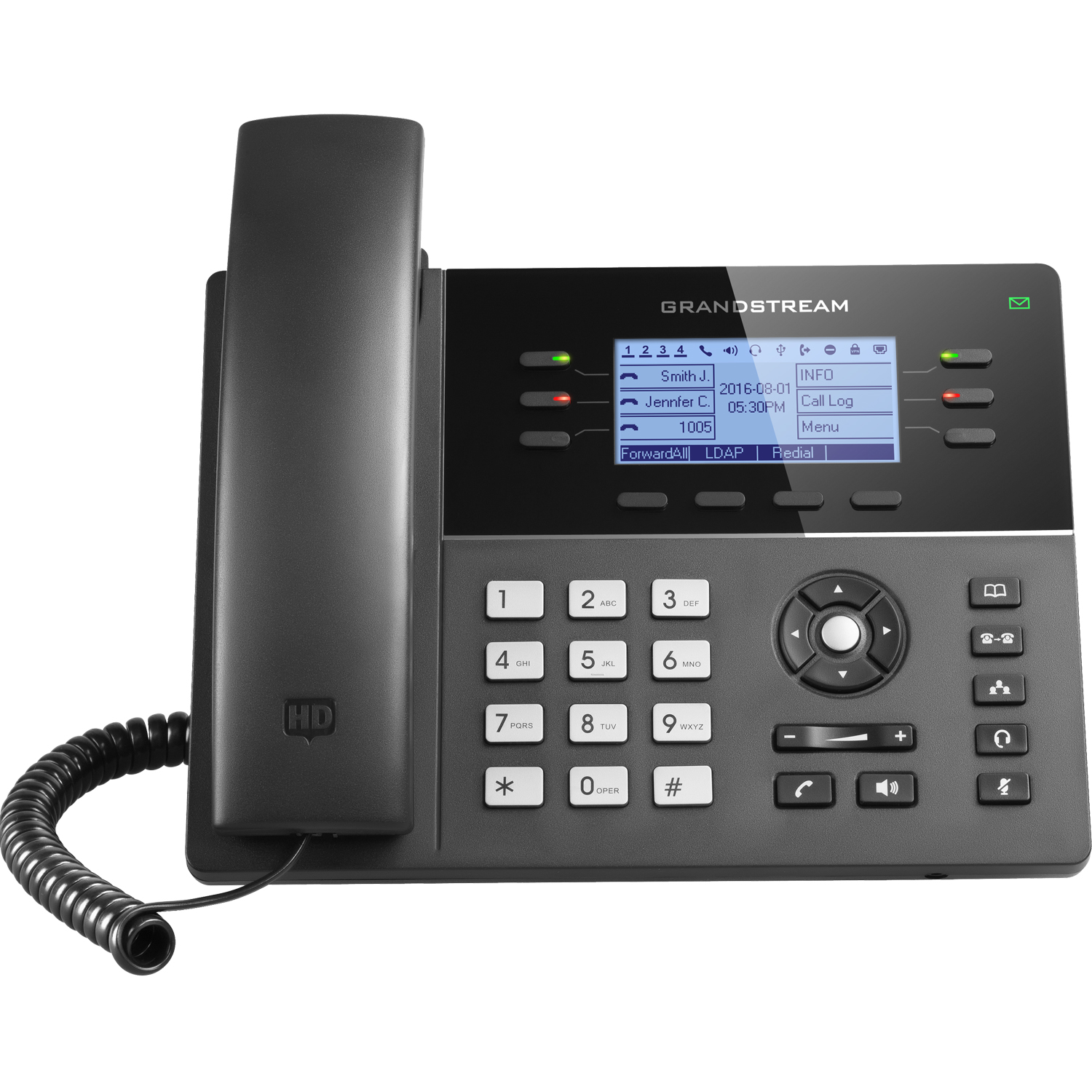 Grandstream Gxp1760 Mid Range IP Phone