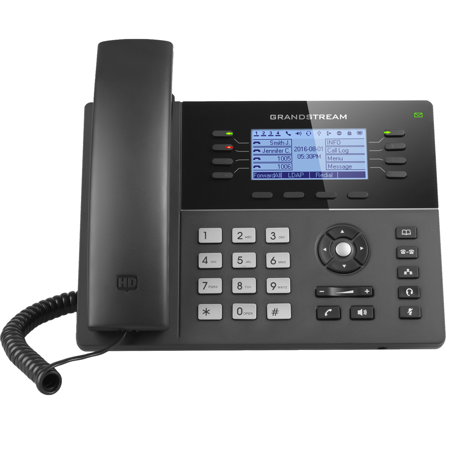 Grandstream GXP1780/82 Mid Range IP Phone